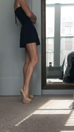 Black Mini Dress XS