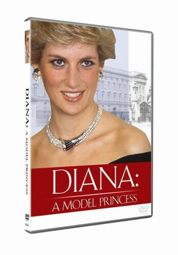 1 of 1 - Diana - A Model Princess [DVD]