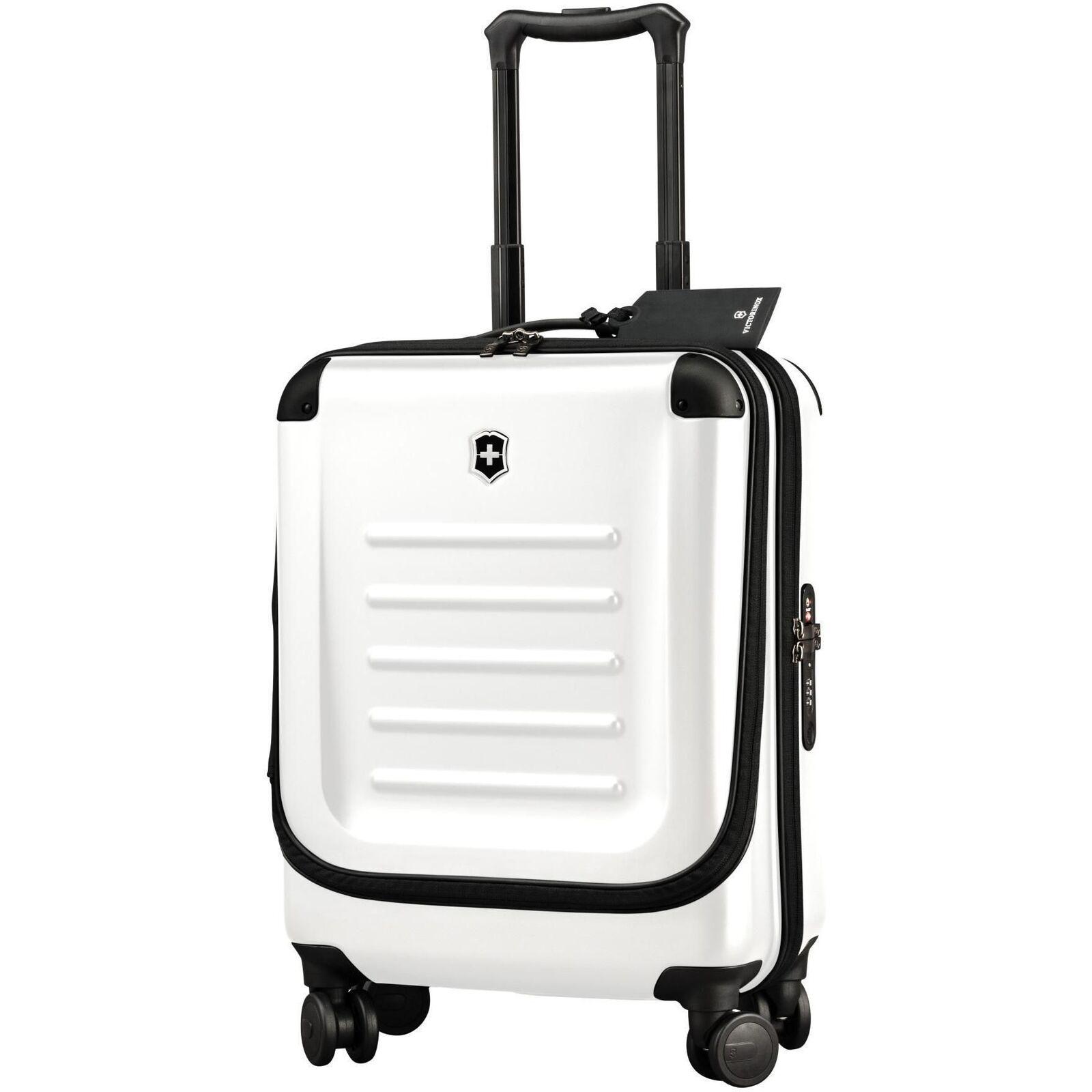 Victorinox Spectra 2.0 DualAccess Global CarryOn 4RollenKabinentrolley