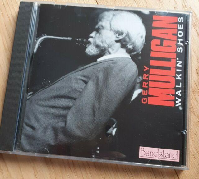 Bandstand Jazz CD GERRY MULLIGAN Walkin' Shoes 1959 Art Farmer Crow Bailey