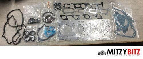 FULL ENGINE GASKET KIT SET for MITSUBISHI L200 KB4T 2.5 DID 2006-2015