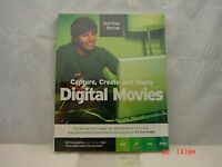 Book & Cd - Capture, Create And Share Digital Movies By Jeff Schindler - 2002