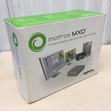 MATROX MXO Esterno HD e SD uscita video per mac
