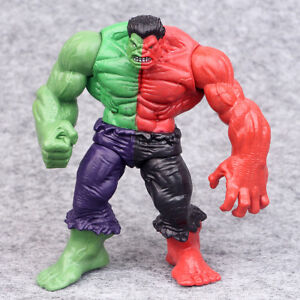 5-034-Avengers-Comic-Hero-Red-Green-The-Hulk-Action-Figure-Collection-PVC-Toy