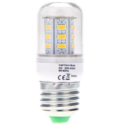 E27 5W 5730 SMD 24 LEDs MaislichtLicht Lampen Gluehbirnen EnergieeinspaF9X6 5X