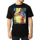 DGK Men's Eyes On The Prize SS T Shirt Black   skate streetwear summer beach tee