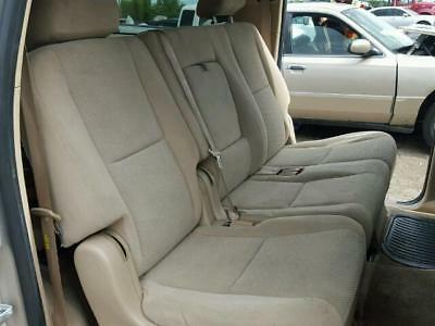 Fabulous 2007 08 Yukon Xl Suburban Tan Cashmere 2Nd Second Row Cloth Bench 60 40 Seat Ebay Camellatalisay Diy Chair Ideas Camellatalisaycom