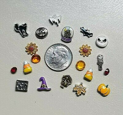 Origami Owl Heart Charms-Neuf-Authentique