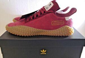 02e9ede38967 Image is loading Adidas-Consortium-Kamanda-Collegiate-Burgundy-Gum -CQ2219-Mens-