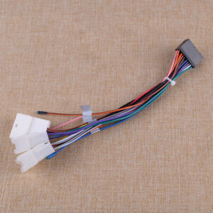 Details about 20Pin Android Wiring Harness Stereo Radio Connector Adapter on