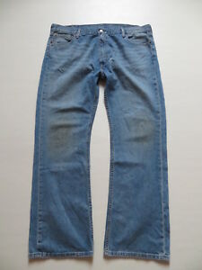 Levi's 527 Bootcut Jeans Hose, W 44 /L 32, Vintage washed Denim, Dirty USED !