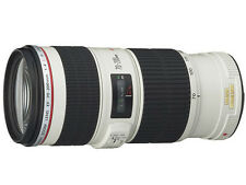 Canon EF 70-200mm f/4L IS USM Telephoto Zoom Lens Japan Domestic Version New