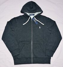 Black Polo Zip Up Jacket