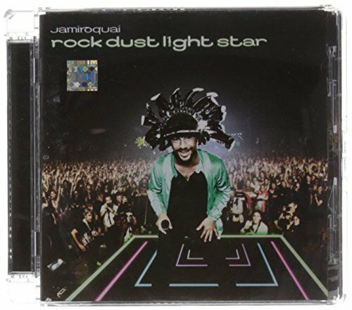 1 of 1 - Jamiroquai - Rock Dust Light Star - Jamiroquai CD 06VG The Cheap Fast Free Post