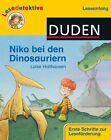 """Lesedetektive """"Leseanfang"""", Niko bei den Dinosauriern von Luise Holthausen (2013, Gebundene Ausgabe)"""