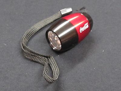 Coca-Cola Mini Flashlight - NIB  FREE SHIPPING