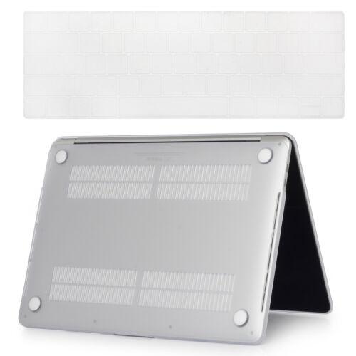 "Crystal Hard Case Keyboard Cover Skin for Macbook Air 13//11 Pro 13//15 Retina 12/"""