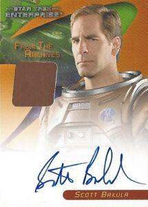 STAR-TREK-40th-ANNIVERSARY-AUTOGRAPH-COSTUME-Scott-Bakula-as-Captain-Archer