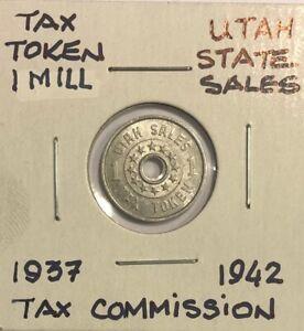 1937-1942-1-MILL-UTAH-SALES-TAX-TOKEN