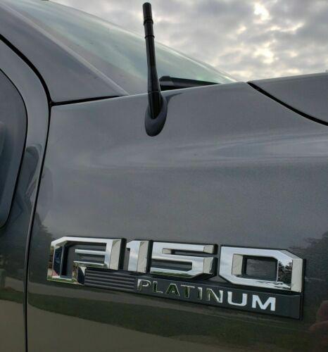 "4/"" Short Aluminum Antenna Mast AM//FM for FORD F-150 Raptor 2009-2020 Brand New"