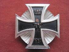 Original Preussen Eisernes Kreuz 1.Klasse 1914 an Schraubscheibe