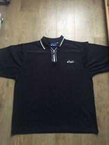 na sprzedaż online specjalne wyprzedaże najlepsza cena Details about Asics Polo Shirt Size Large Men's