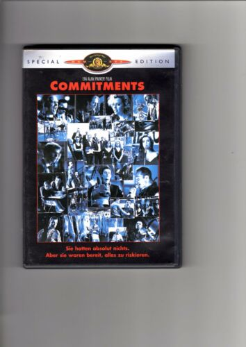1 von 1 - Die Commitments - Special Edition (2001) DVD #14484