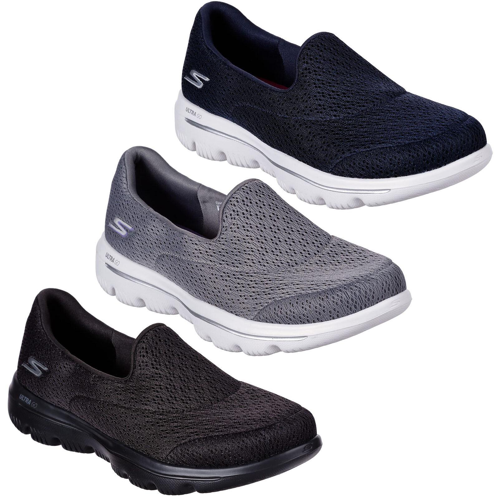 Skechers GoWalk Evolution Ultra - Persist Trainers 15738 Womens Lightweight shoes