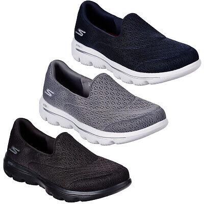 Secreto Calibre Sociable  Skechers GoWalk Evolution Ultra - Persist Trainers 15738 Womens Lightweight  Shoe   eBay