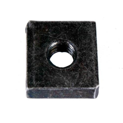 Atera Vierkantmutter 093454 Mutter Nutenstein M8 ca 20x20mm square nut