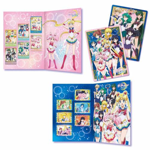 Movie version Sailor Moon Eternal Premium Carddass Collection 2 types set DHL