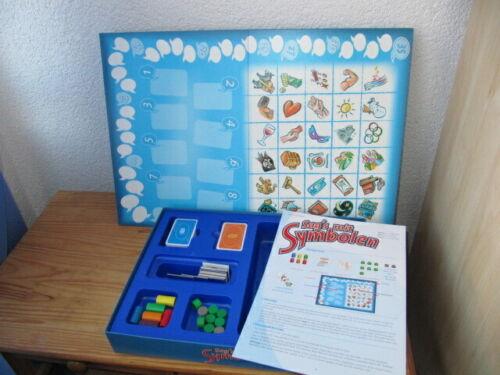 Gesellschaftsspiele Sag's mit Symbolen Quiz Spiel Brettspiel Amigo