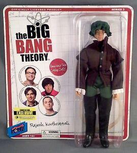 Big-Bang-Theory-Raj-Renaissance-Faire-Action-Figure-NIB-Bif-Bang-Pow-NIP-Rajish
