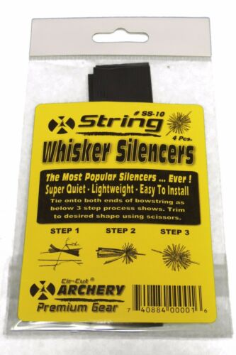 """60/"""" AMO 16 Strand Recurve PLUS Bow String SILENCERS WAX REST NOCK POINT FREE SH"""