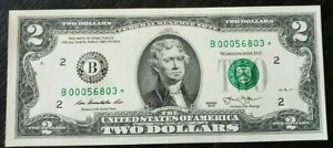 USA-Billet-de-2-dollars-STARNOTE-debut-de-serie-000-ideal-collection-Neuf