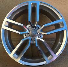"20"" Wheels For Audi A3 A4 A5 A6 A8 VW CC 20x8.5"" +35 5x112 Rims Set (4)"