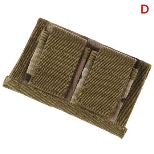 New Revolver Double Speed Loader Pouch Tactical Speedloader Carrier C sa