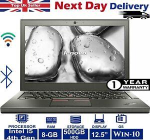 Lenovo-ThinkPad-X240-12-5-034-Ordinateur-Portable-Intel-i5-4th-Gen-1-90Ghz-8-Go-RAM-500-Go-Disque