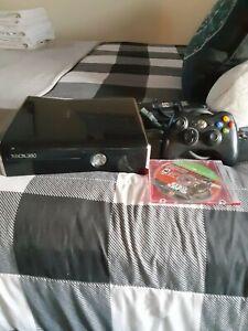 Microsoft Xbox 360 S Slim 250 GB - 1439 Black Console w ...