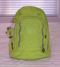 NWT Kipling HIKER Expandable Backpack CITRON BP2128