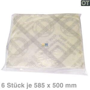 Filter für Dunstabzugshaube Constructa CD2120 Filtermatte, fett