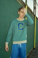 Men's Champion X Urban Outfitters Vintage Inspired Blue Mesh Shorts Medium