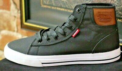Levis shoes for men High Top Canvas