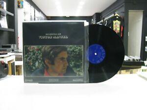 Victor Manuel LP Spanisch Lo Mejor 1970 Club Edition