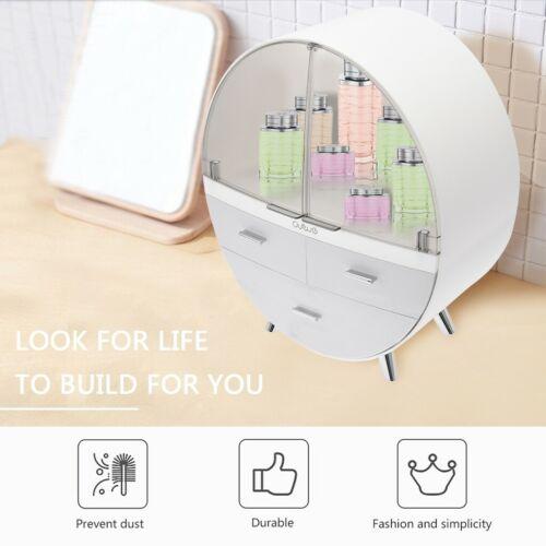 Storage Organizer Box Suitable For Bathroom Countertop Bedroom Dresser Drawer US