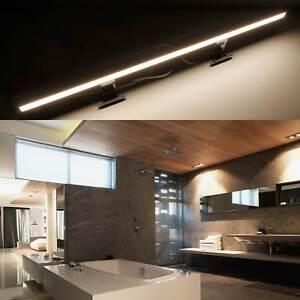 Details zu 12W LED Badezimmer Beleuchtung Bad Spiegelleuchte Aufbaulampe  IP44 Schminklicht