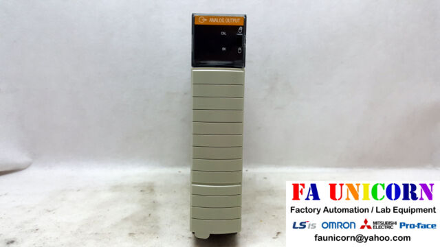 [Allen Bradley] TESTED 1756-OF8 A Analog Output Controllogix Fast Shipping