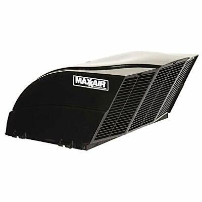 Easy Install Maxxfann Tab Mount Waterproof Vent Hood Cover for Rain Protection