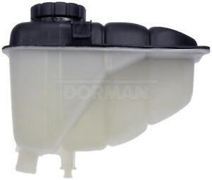 Engine Coolant Recovery Tank Front Dorman 603-057