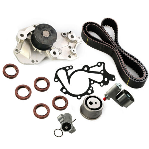 Timing Belt Tensioner Kit w// Water Pump for HYUNDAI SANTA FE KIA RONDO 2.7L G6BA